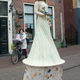 Animatie Winterswijk  (NL) Bosnimf
