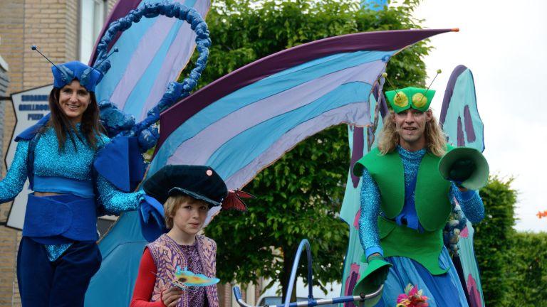 Vlinder, Bij & Libelle