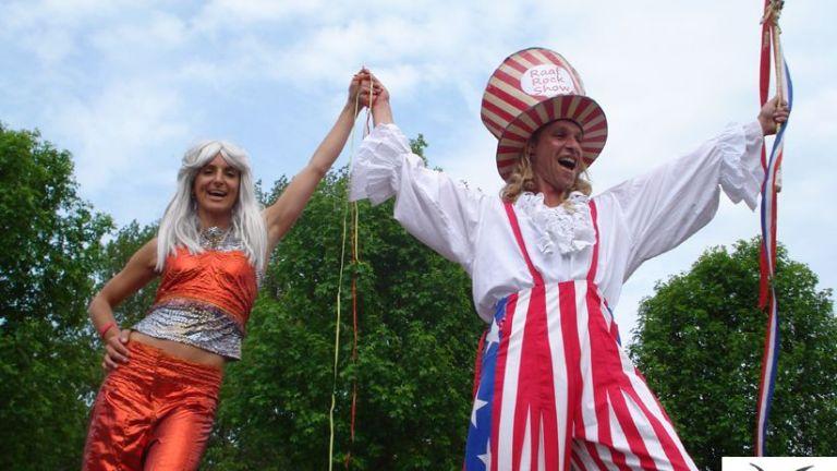 Mr. & Mrs. America