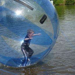 Sport/Spel Nieuwer ter Aa  (NL) AquaBubble: 3 AquaBubbles