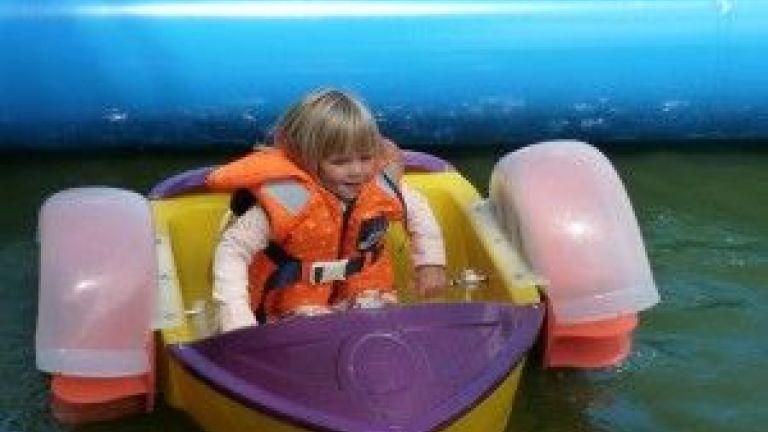 4 Aquabootjes