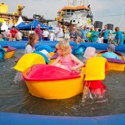 Sport/Spel Nieuwer ter Aa  (NL) 6 Aquabootjes
