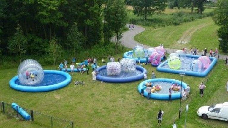 Mobiel Zwembad 5,5 meter