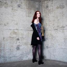Trompettist Utrecht  (NL) Tessa van Genderen (solo)