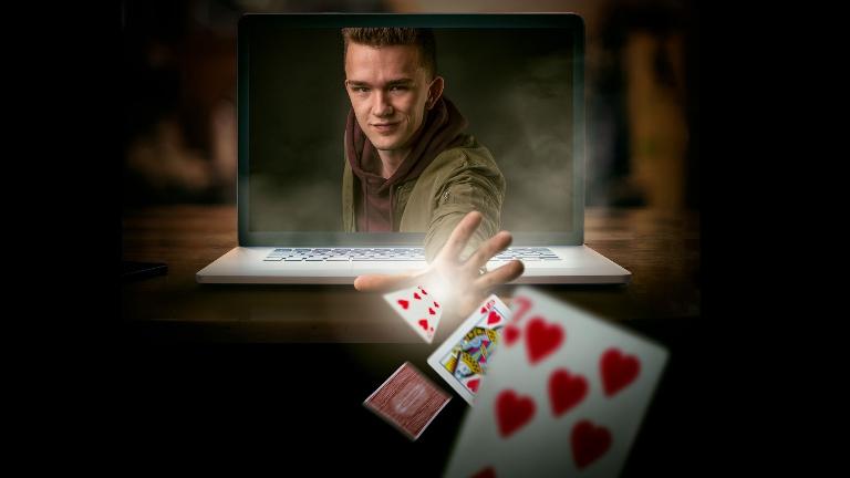 Magician Purmerend  (NL) Magician David Nathan | Online Show