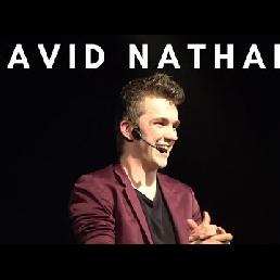 Magician Purmerend  (NL) Goochelaar David Nathan - Centrale Show