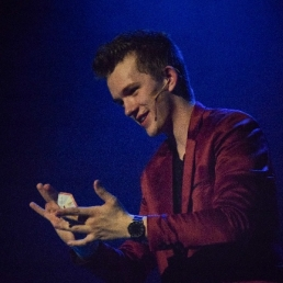 Magician David Nathan - Central Show