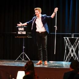 David Nathan - Magische Sinterklaas show