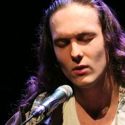 Singer Connor Patrick