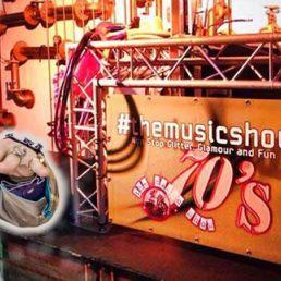 Event show Nijmegen  (NL) The Music Show (avondvullend)