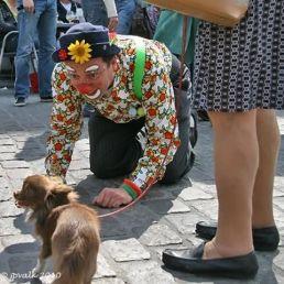 Clownshow Pipo Pé zuid Nederland