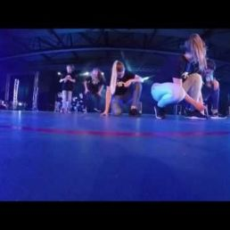 All The Above breakdance show