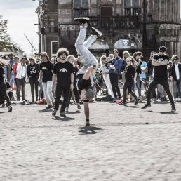 Dansgroep Deventer  (NL) All The Above breakdance show
