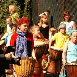 Workshop Drumming African Percussion