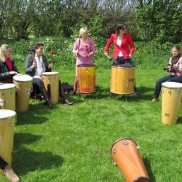 Workshop Braziliaanse Percussie