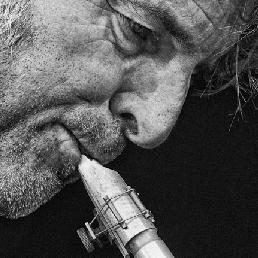 Saxofonist Leuth  (NL) Saxotone