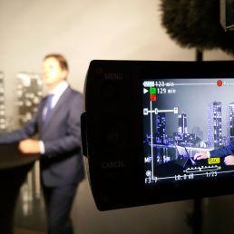 Speaker Hoorn  (Noord Holland)(NL) Media training