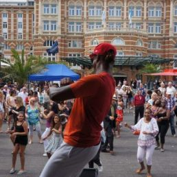 Braziliaanse dansworkshop