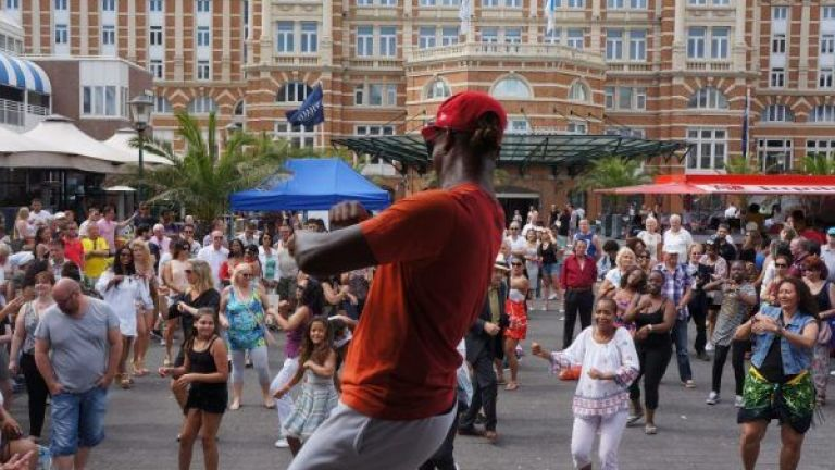 Braziliaanse dansworkshop