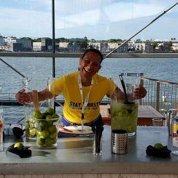 Cocktails Rotterdam  (NL) Caipirinha Bar