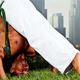 Dansgroep Rotterdam  (NL) Capoeira Show