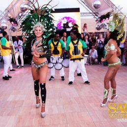 Event show Rotterdam  (NL) Eigen Braziliaans Feest Organiseren