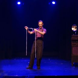 Theatervoorstelling Silent Magic