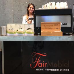 Barista Arnhem  (NL) Huur espressobar en barista op locatie