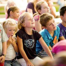 Vrolijk Theater: Kinderfeest thuis of op school