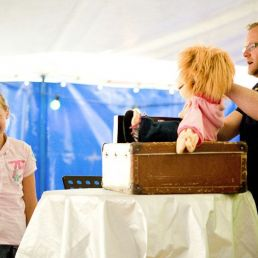 Cheerful Theatre: Children's party at home or at school