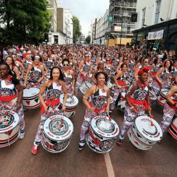 BATALA Braziliaanse percussie band