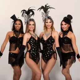 Dansgroep Voorburg  (NL) Great Gastby Dansshow
