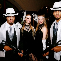 Dance group Voorburg  (NL) Great Gatsby Dance Show
