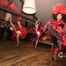 De Echte Moulin Rouge Dansshow