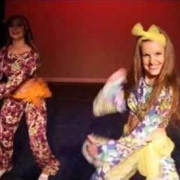 Dansgroep Voorburg  (NL) Disco dans!