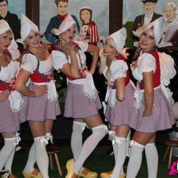 Dance group Voorburg  (NL) Dutch Evening: Dance
