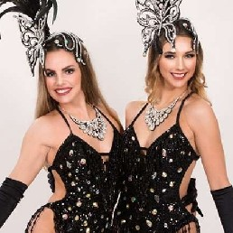 Showdancers in thema
