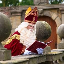 Drive-in show Alphen aan den Rijn  (NL) Sinterklaas op bezoek (incl geluid)
