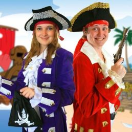 Kindervoorstelling Oldebroek  (NL) Parel & Pablo's Schip Ahoi Sinterklaasshow