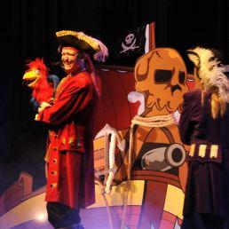 Pearl & Pablo's Ship Ahoi Sinterklaas show