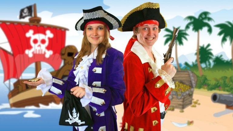 Parel & Pablo's Schip Ahoi Sinterklaasshow