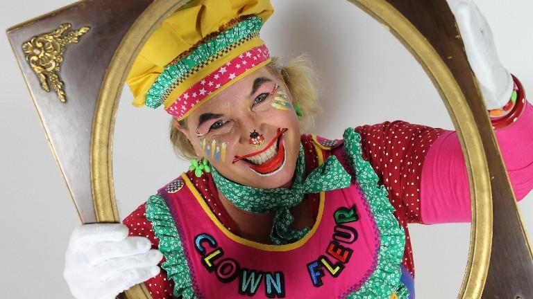 Clown Fleur, Fleurt ieder kinderfeest op!