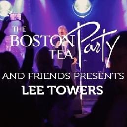 Boston Tea Party & Friends: live bekende Artiesten