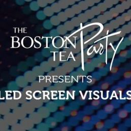Band Den Bosch  (NL) Feestband Boston Tea Party