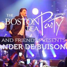 Feestband Boston Tea Party