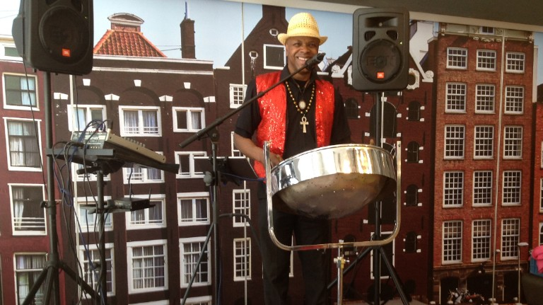 Solo Steelband Imro Aalse