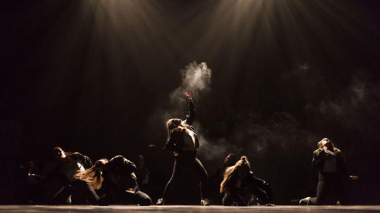 Groep V.I.P. Urban Dance Studio