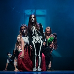 Dance group Venlo  (NL) V.I.P. Halloween (scary act)