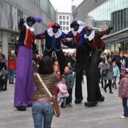Karakter/Verkleed Didam  (NL) Zwarte Pieten