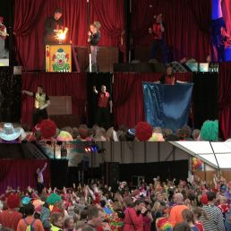 Event show Didam  (NL) Jumbo Spectacle Show
